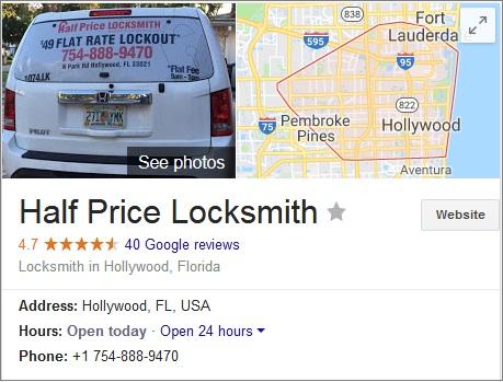 Google+ Profile - Half Price Locksmith
