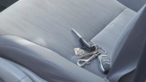 locked my keys in the car