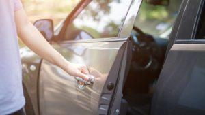 unlock car door
